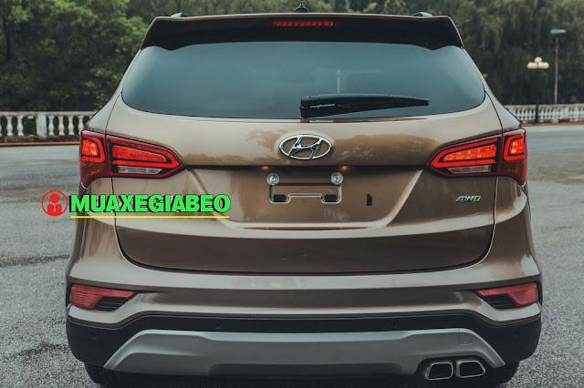 Giới thiệu Hyundai SantaFe 2.2L máy dầu phiên bản tiêu chuẩn 2WD ảnh 5