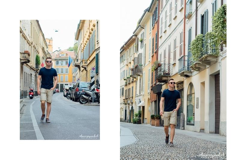 Men Streetstyle in Milan