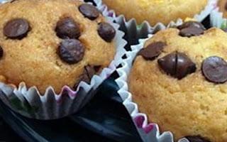 Resep Kue Muffin Vanilla dengan Choco Chips Sederhana