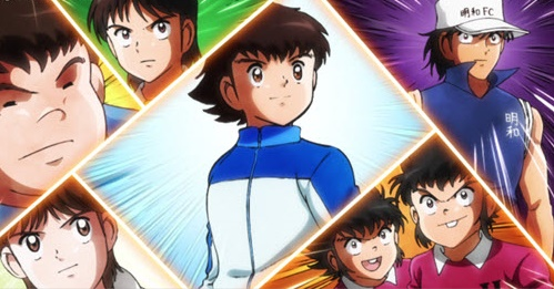 Download Anime Captain Tsubasa (2018) Episode 13 Subtitle Indonesia