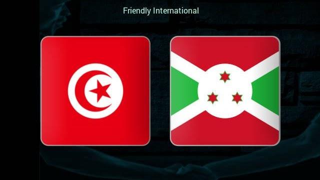مشاهدة مباراة تونس و بوروندي 17-06-2019 ودية