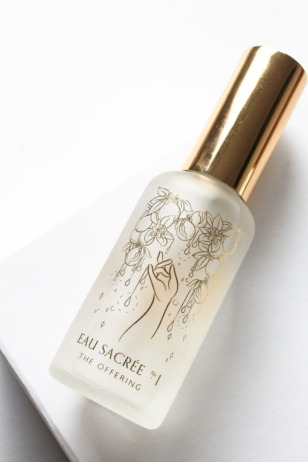 Wabi Sabi Botanicals Indie Beauty Spotlight Discovery Limited Edition Beauty Heroes The Offering Ageless Ritual Face Mist