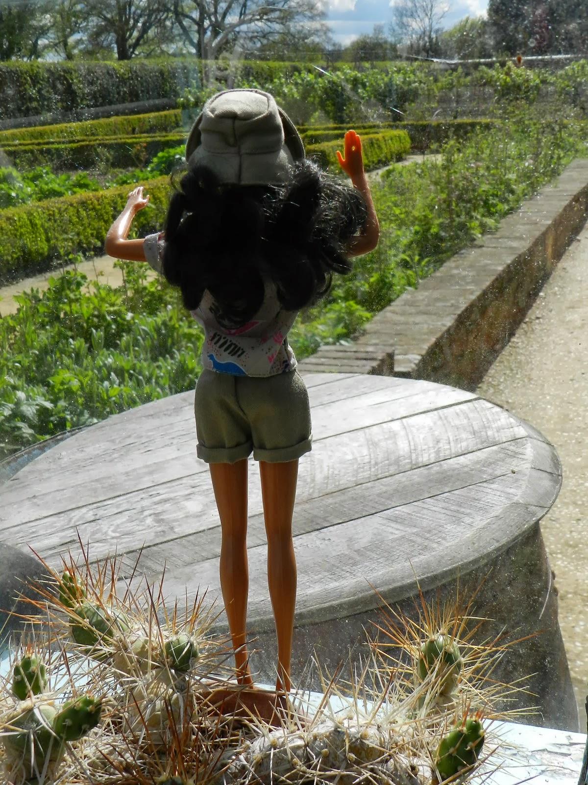 Kgk Gardening Landscape: Coffee With Hallelujah: Paleontologist Barbie Pays Tribute