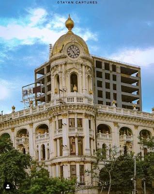 Kolkata heritage building Esplanade