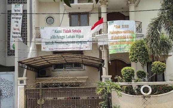 Ini Alasan Warga Tolak Pembangunan Masjid At-Tabayyun Meruya