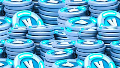 What is Fortnites in game currency? (image)