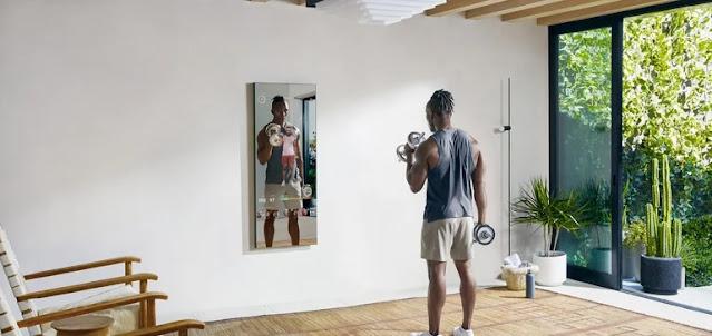 Mirror, el gimnasio digital para el hogar de Lululemon