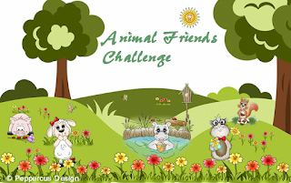 Animal Friends Challenge