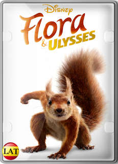 Flora y Ulises (2021) DVDRIP LATINO/ESPAÑOL