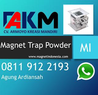 Magnet Trap Powder untuk Food HACCP