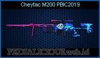 Cheytac M200 PBIC2019