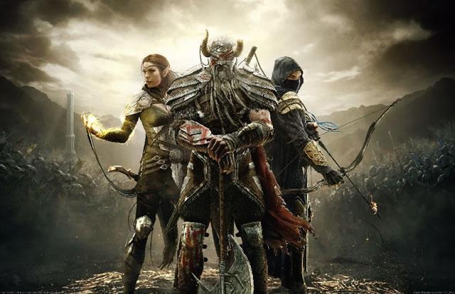 Teste grátis The Elder Scrolls Online!