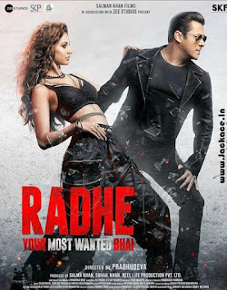 Radhe – Your Most Wanted Bhai First Look Poster 7