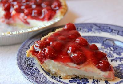 Deep South Dish Cherry O Cream Cheese Pie