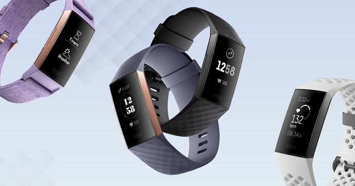 Fitbit Charge 3 – Best Fitness Activity Tracker Under $200