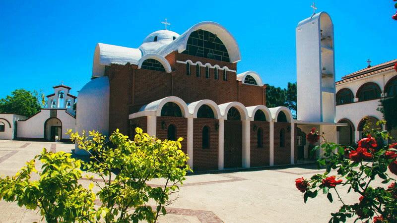 Πανήγυρις Ιεράς Μονής «Παναγίας του Έβρου» στη Μάκρη Αλεξανδρούπολης