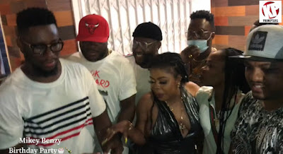 Mikey Benzy Birthday Party. The Party Everyone Is Talking About ATM (Watch Video)