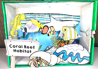 5 Ways to teach animal habitats, such as creatures who inhabit the reef, to keep kids engaged in their science lesson.