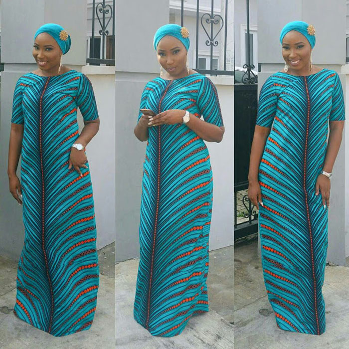 30 Pictures Of The Latest Ankara Kaftan Styles In 2017 Beautiful
