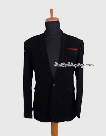 limited shoping bk03 jual jas pria terkini hitam red list