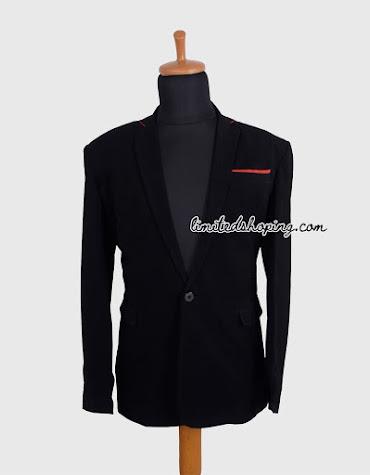 limited shoping bk03 jual jas pria terkini hitam red list