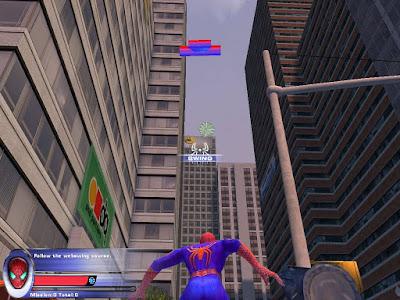 لعبة SPIDER MAN 2 للكمبيوتر من ميديا فاير