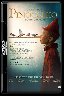 Pinocchio [2019] [DVDR BD] [Latino]