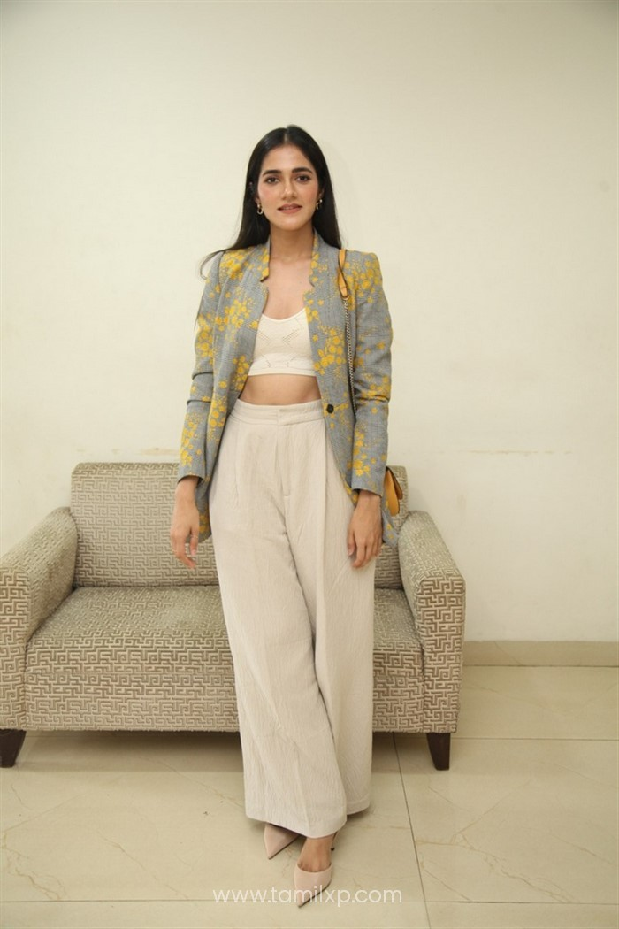 Telugu Actress Simran Choudhary Stills