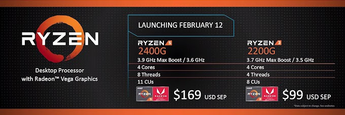 CES 2018: Next Generation Ryzen Processors To Launch In February