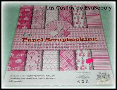 Compras manualidades y papeleria bazares chinos low cost scrapbooking