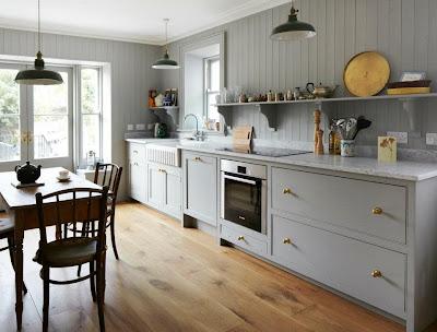 La Cocina en Irlanda | Decoración