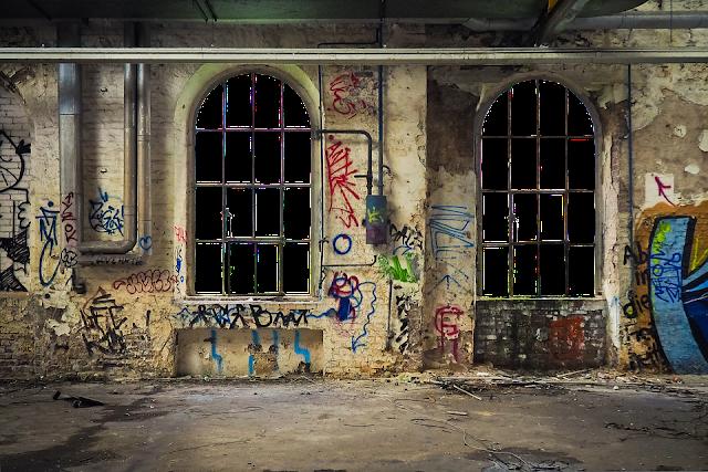 graffiti-scritte sui muri
