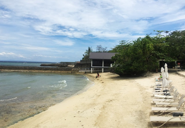 Plantation Bay Beach at Plantation Bay Resort and Spa