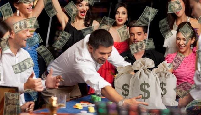 how to handle first big online casino win gambling winnings cashout