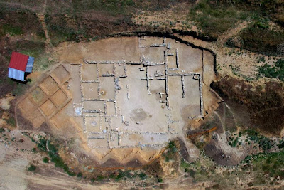 Thessalian lake yields important discoveries