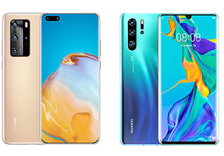 huawei p40 pro vs p30 pro differenze quale comprare