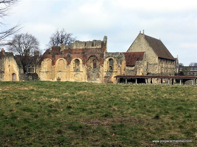 lugares para visitar en Canterbury Inglaterra