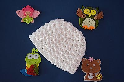 1 -Crochet Imagenes Gorrito a crochet para jersey y cambrita por Majovel Crochet