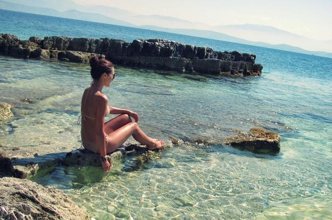 najlepse stenovite plaze ostrva Krf u Grckoj