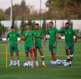 مهاجم المنتخب المغربي سيغيب عن مواجهة الكوت ديفوار