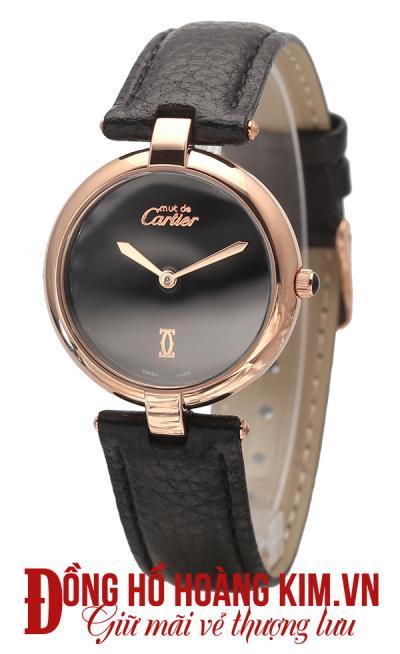 Đồng hồ nữ dây da giá rẻ cao cấp