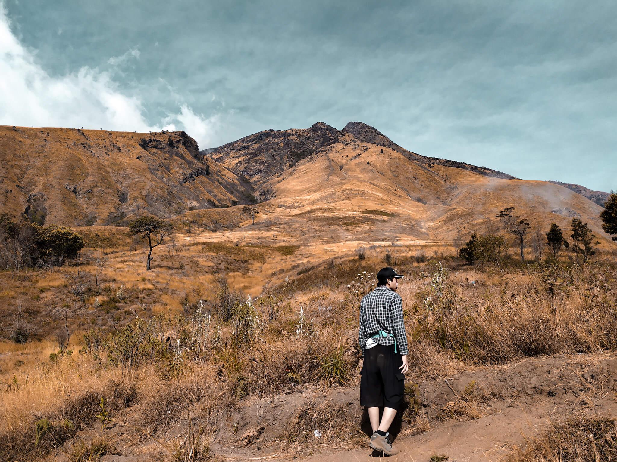 Biaya mendaki gunung sumbing