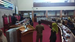 Dewan Kabupaten Cirebon Pertanyakan Raperda LP2B Dicabut