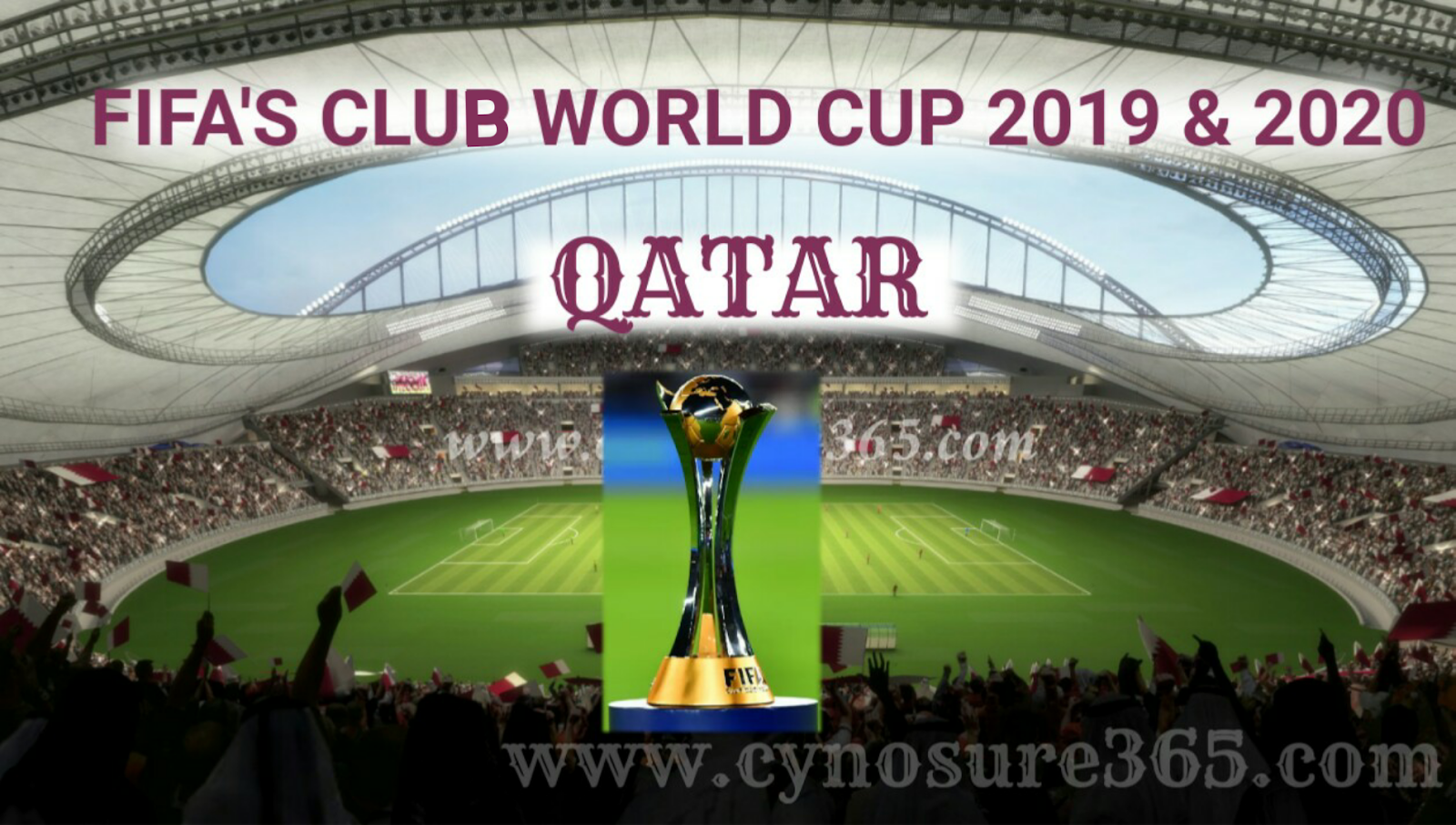 Who Won The World Cup 2020 Soccer.Qatar Will Host Fifa S Club World Cup 2019 2020 Edition