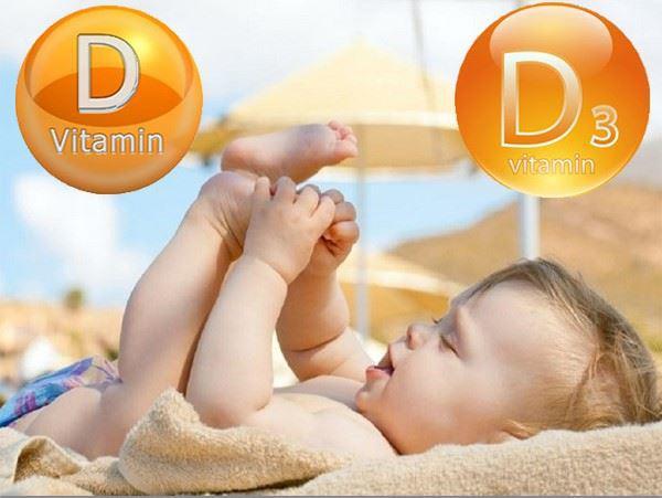 Liều lượng cần thiết và cách bổ sung vitamin D cho trẻ sơ sinh hợp lý