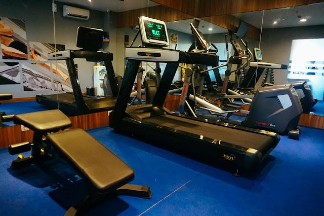 batiqa hotel surabaya, gym