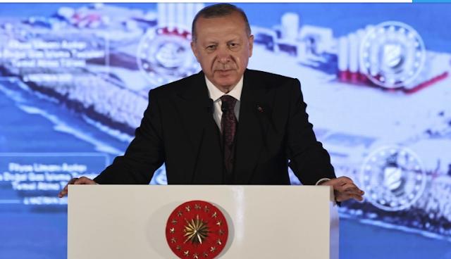 Erdogan annuncia la scoperta di 135 miliardi di metri cubi di gas nel Mar Nero