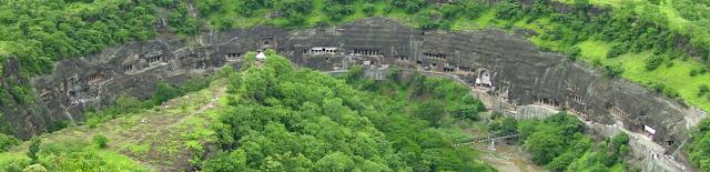 Ajanta Caves / Ajintha Leni