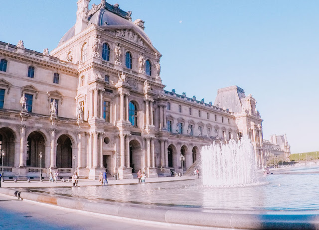 Museu do Louvre - Conhecendo Paris