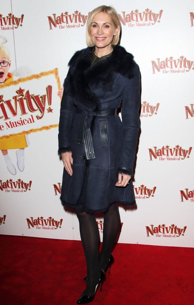 Jenni Falconer Clicks at Nativity! The Musical Press Night Performance in London 12 Dec-2019